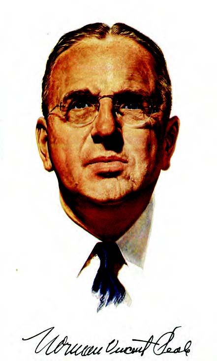 H1sir Knight Norman Vincent Peale A Powerful Positive Thinkerh1